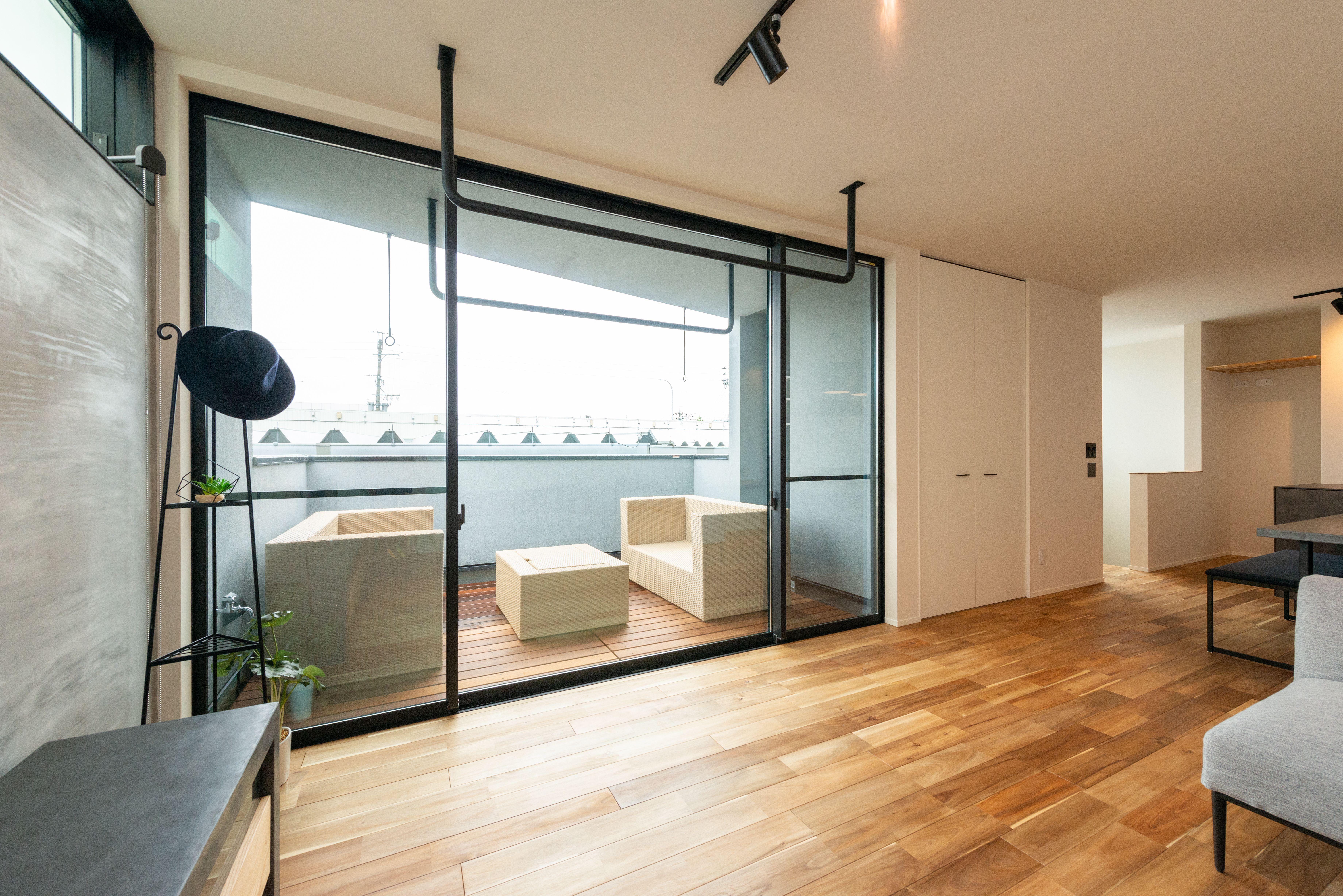 プライベート空間を楽しむ家 フォトギャラリー 注文住宅の工務店なら