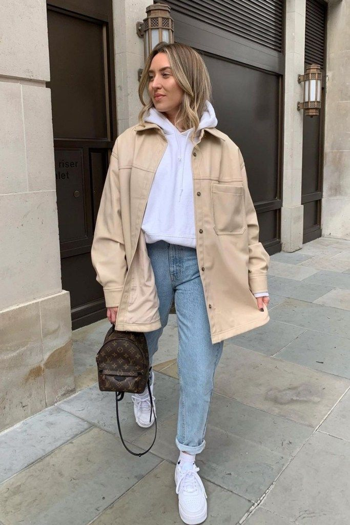 19 Best Casual College Outfit Ideas For Girls For 2021