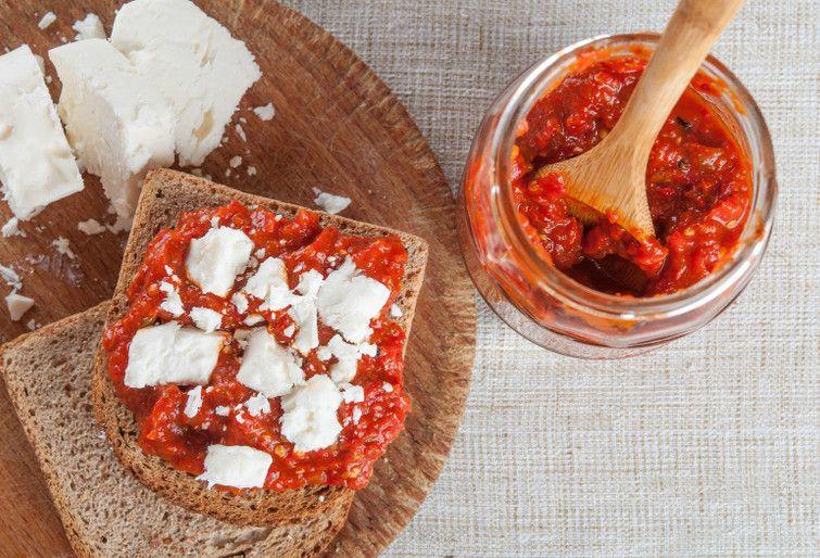 Как сохранить болгарский перец на зиму без варки… Впервые ...