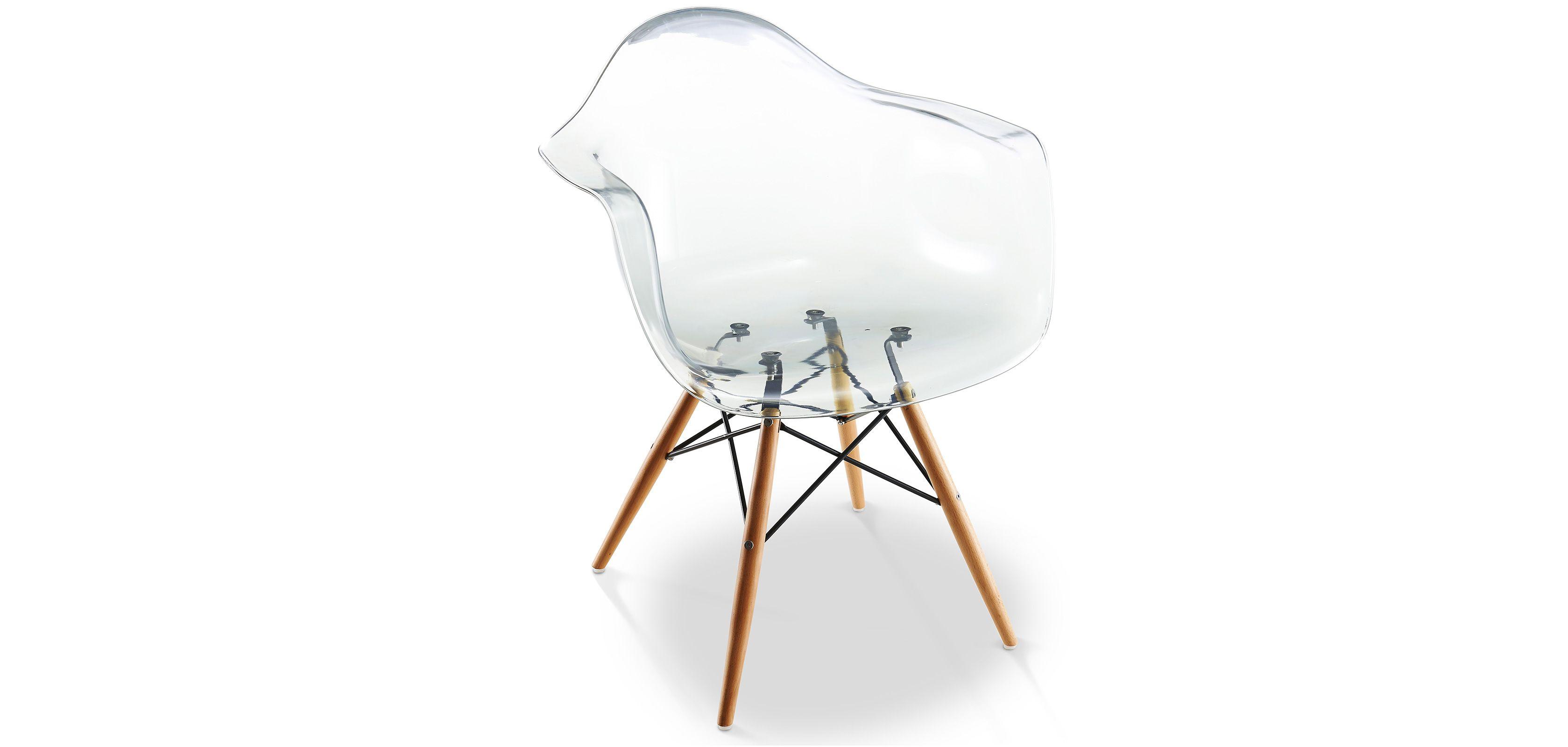 Chaise DAW Inspiree Charles Eames