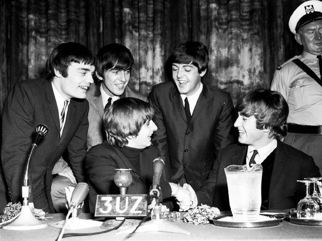 Image result for Ringo Starr Sydney, Australia june 14 1964