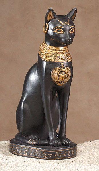 Gato Egipcio Significado