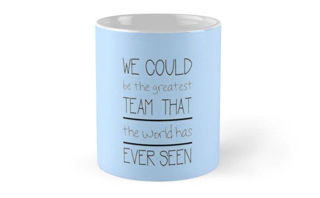 Photo of 'History Lyrics – One Direction' Mug by lukehsmiles