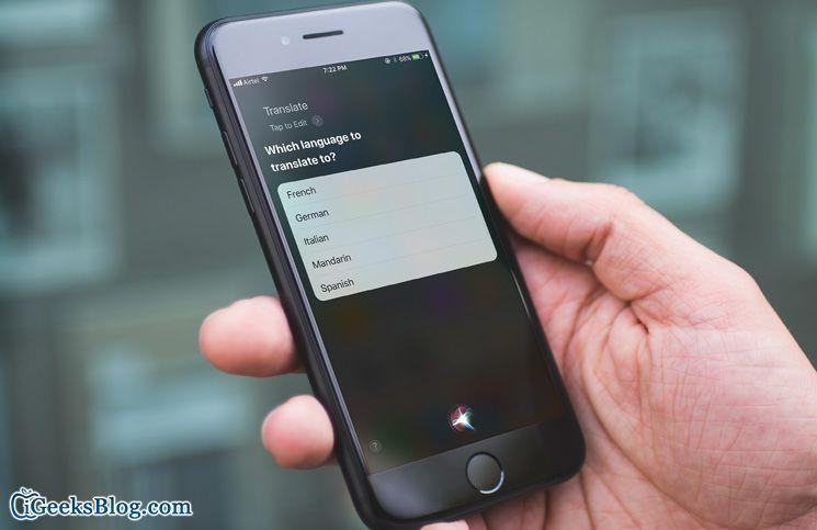 How to Use Siri Translation in iOS 11 on iPhone and iPad