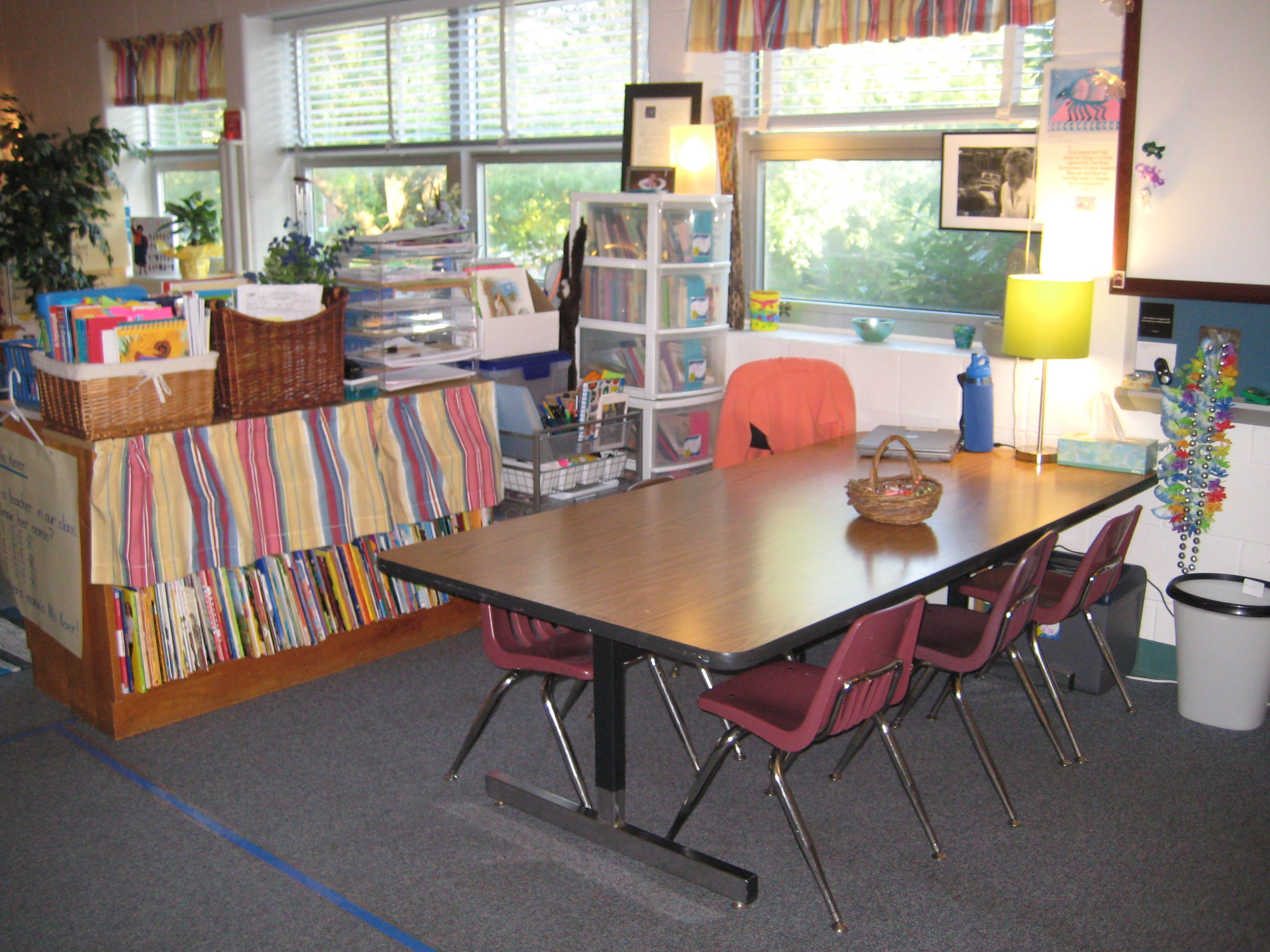 things to consider when setting up classroom