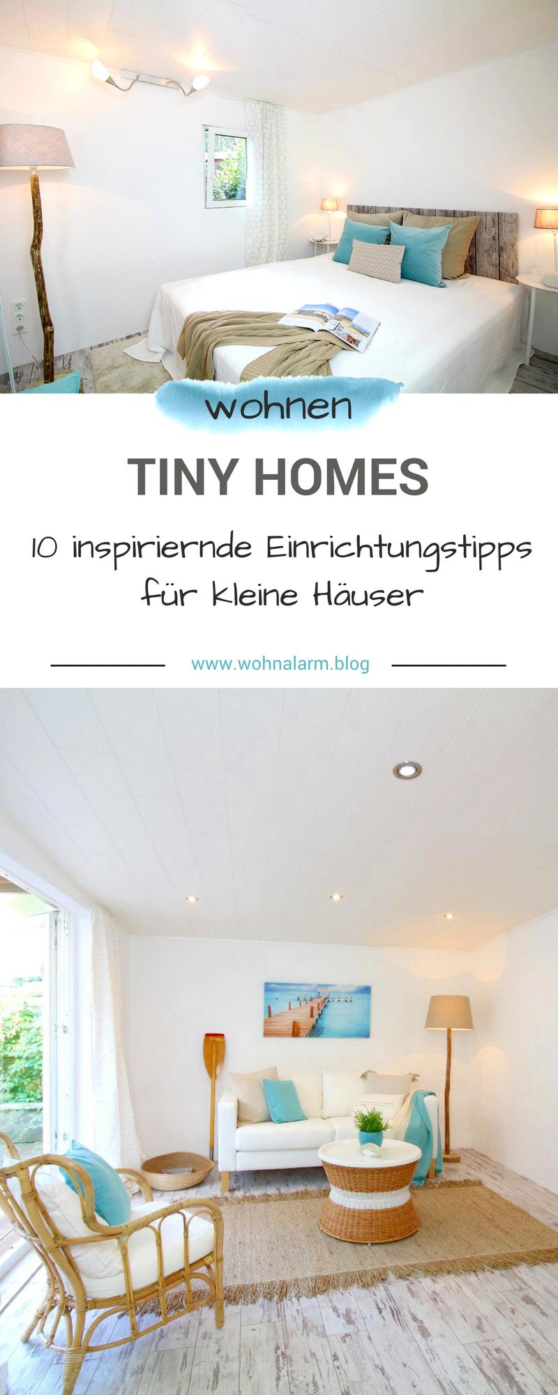 Ein Tiny-House zeigt Größe - 10 clevere Tipps für kleine Räume ...