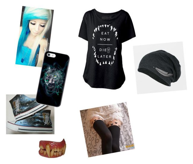 """""""werewolf"""" by toxic-kitty ❤ liked on Polyvore"""