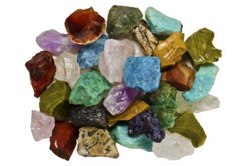 Cabbing Reiki Tumble Rocks Wrapping 1 Pound of /'AAA/' Grade Calcite Rough