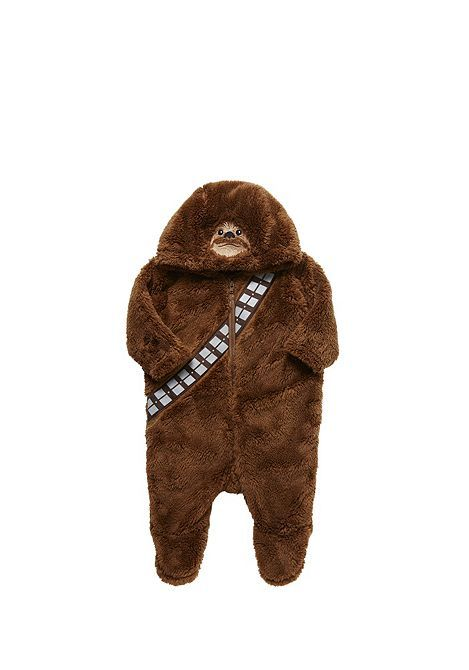 b4399a804 Tesco direct: Star Wars Chewbacca Fleece Onesie | christmas | Tesco ...