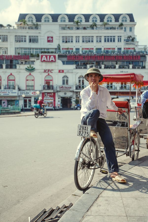 Hanoi Scene, Vietnam