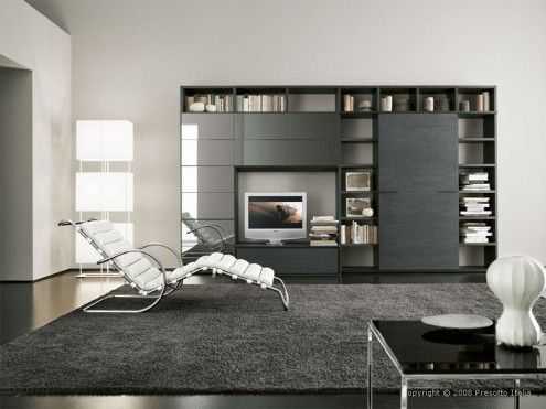 1000 images about modern tv wall units and shelves on pinterest modern wall units entertainment units and modern tv wall units - Salon Ultra Moderne