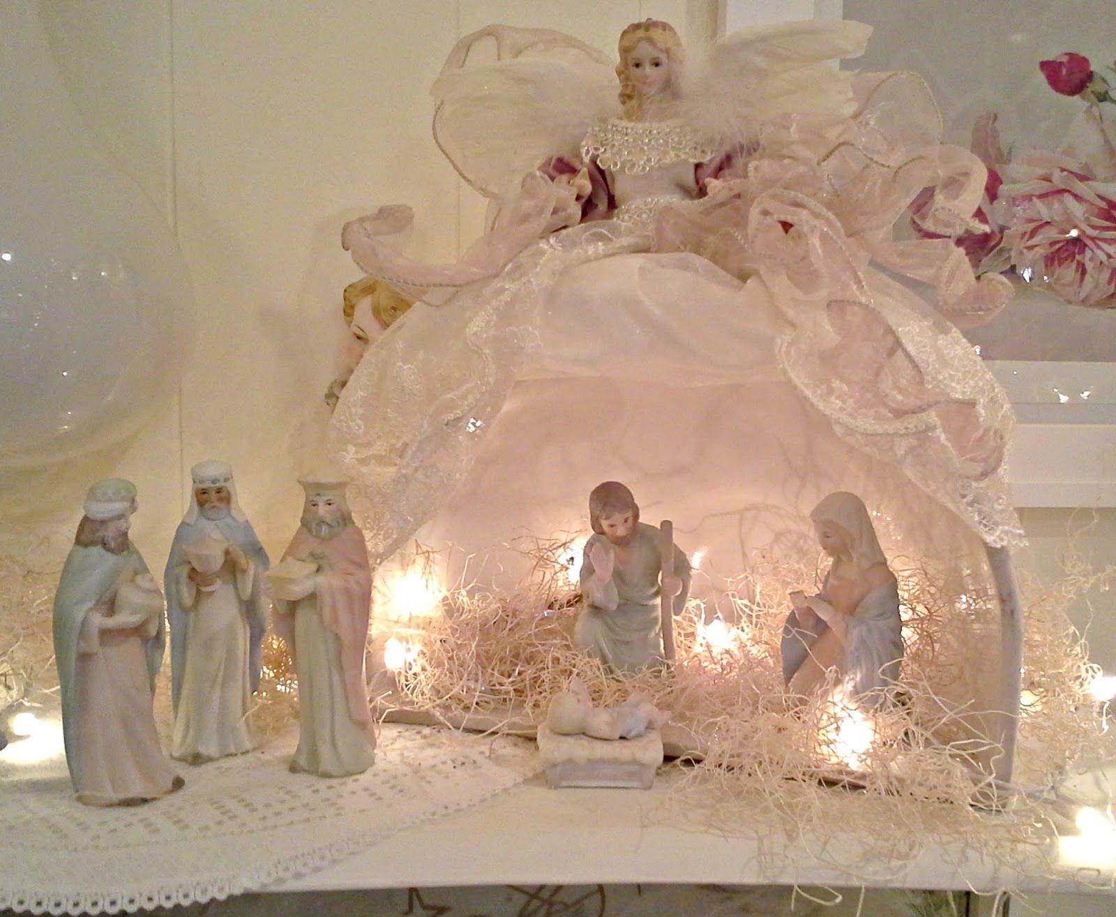 Penny's Vintage Home: Christmas in the Family Room Sneak Peek