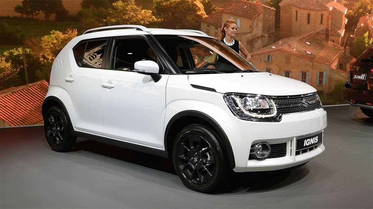Suzuki New Cars 2019 2020 Regarding Suzuki Ignis 2020