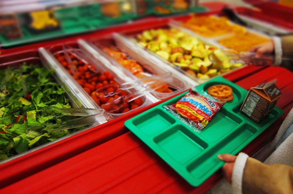 Who Owns Your Kid S Lunch A Closer Look At The National School