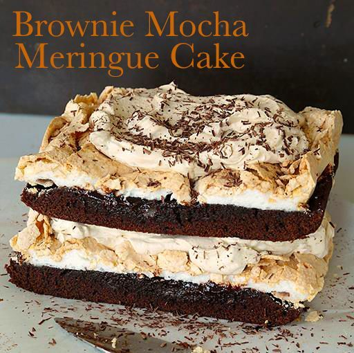 Worlds Best Brownie Mocha Layer Cake Brownies Layering and