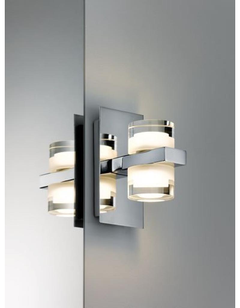 Wallceiling Diadem Wl Ip44 Led Schminktisch Mit Licht