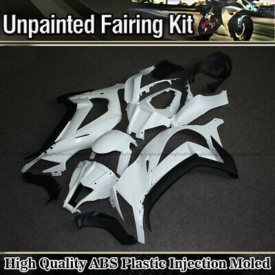 Front Nose Cowl Upper Fairing Fit for 2012-2014 Yamaha YZF R1 Yellow Injection