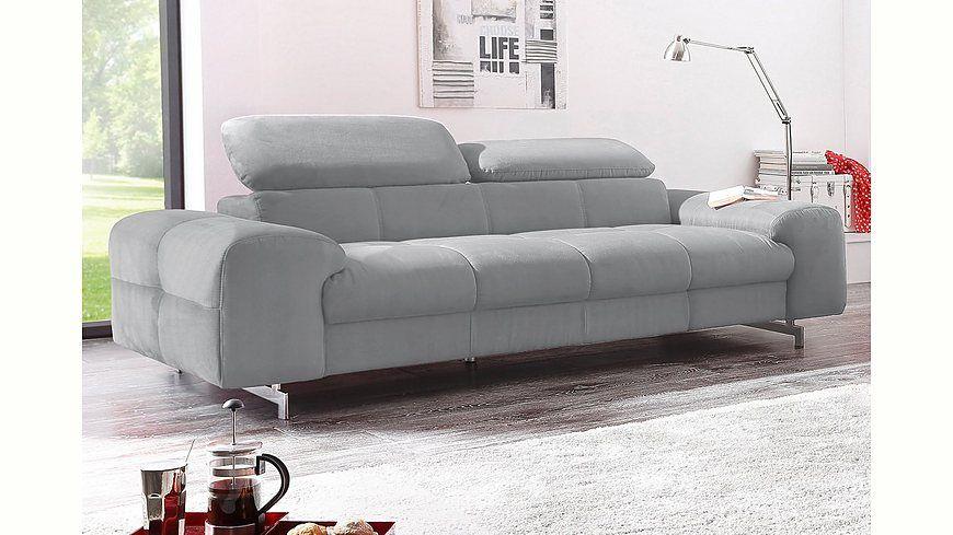 3-Sitzer Jetzt bestellen unter    moebelladendirektde - design wohnzimmer couch