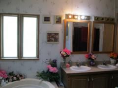 Master Bathroom With Garden Tub! 1996 Liberty Mobile / Manufactured Home In  Apple Valley, MN Via MHVillage.com