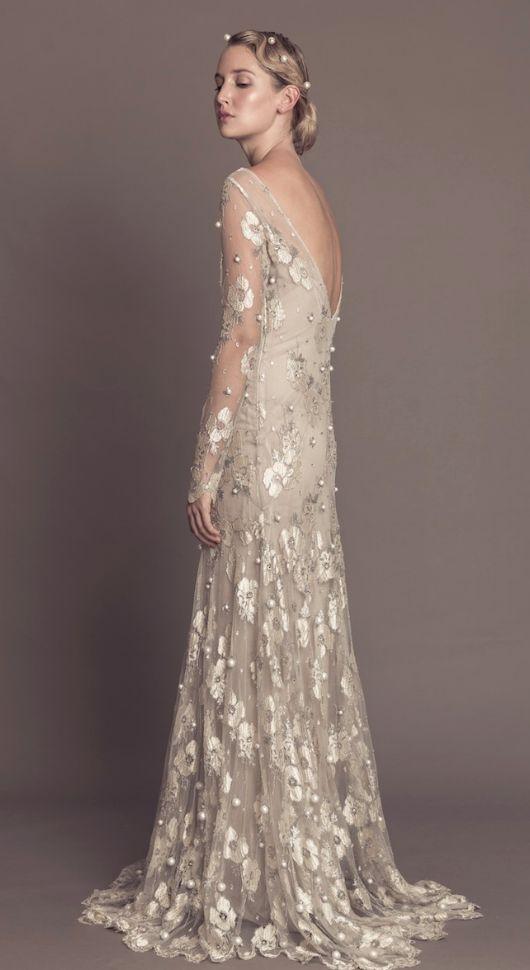 1f34465f0cdb Featured Dress  Francesca Miranda  Wedding dress idea.