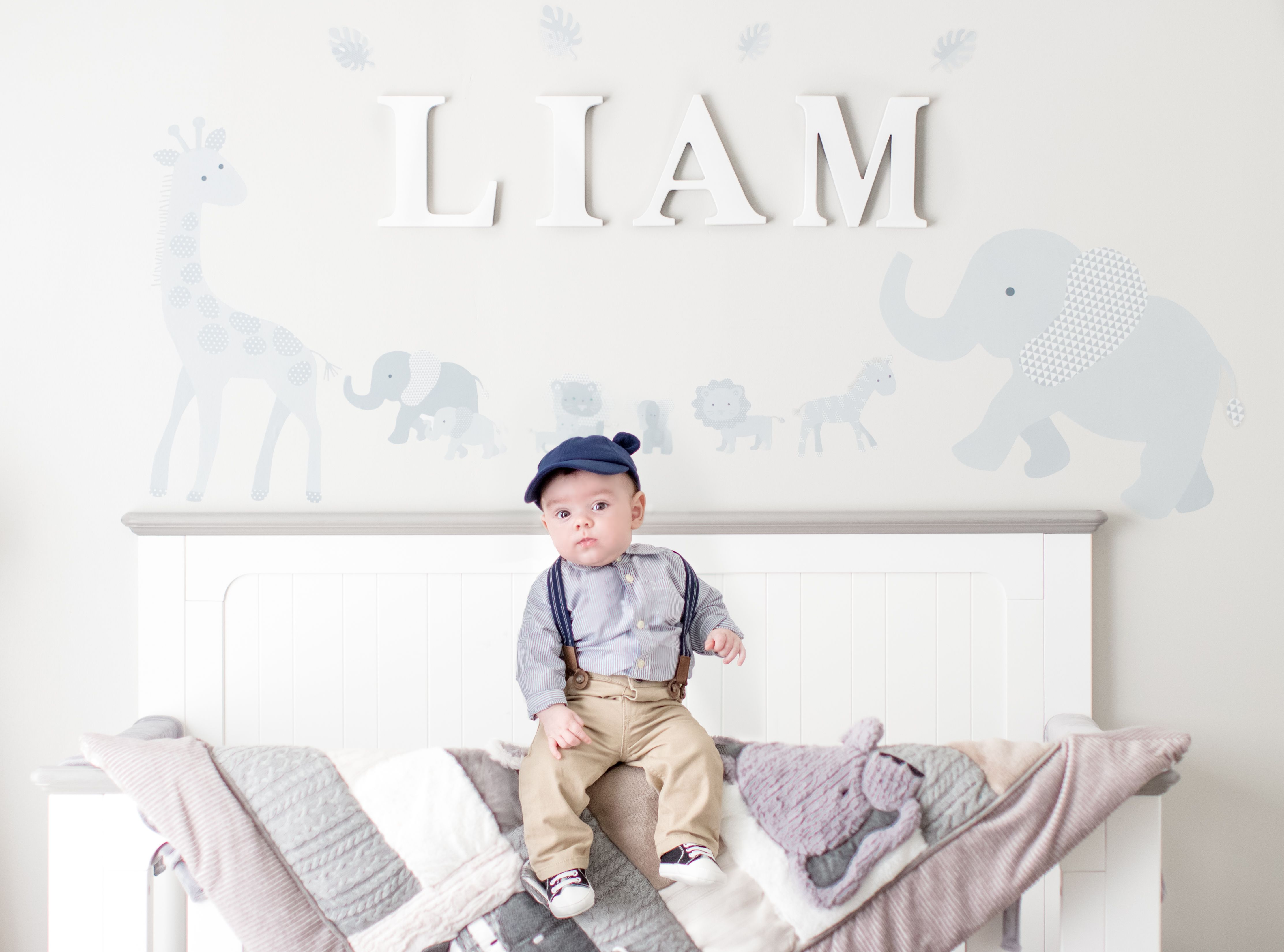 f308fd886 Loved the nursery shot! 4 month old photos of Liam by Rose B ...
