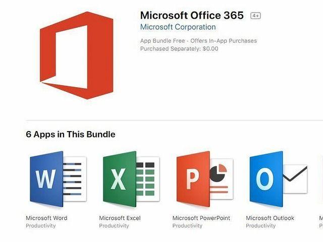 マイクロソフトの「Office 365」、アップル「Mac App Store」で提供開始 マイクロソフト と 提供