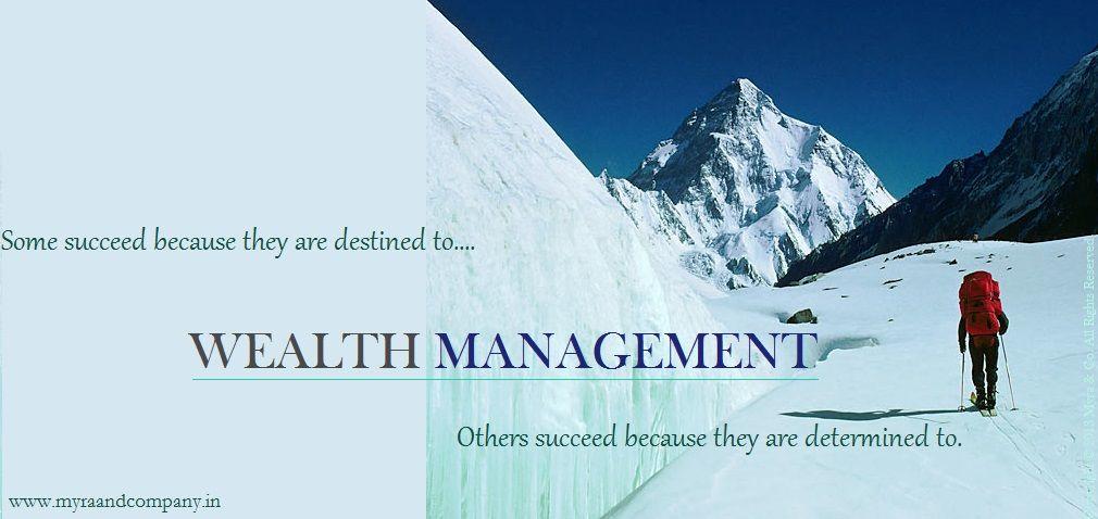 Determination to succeed. - Myra & Co.