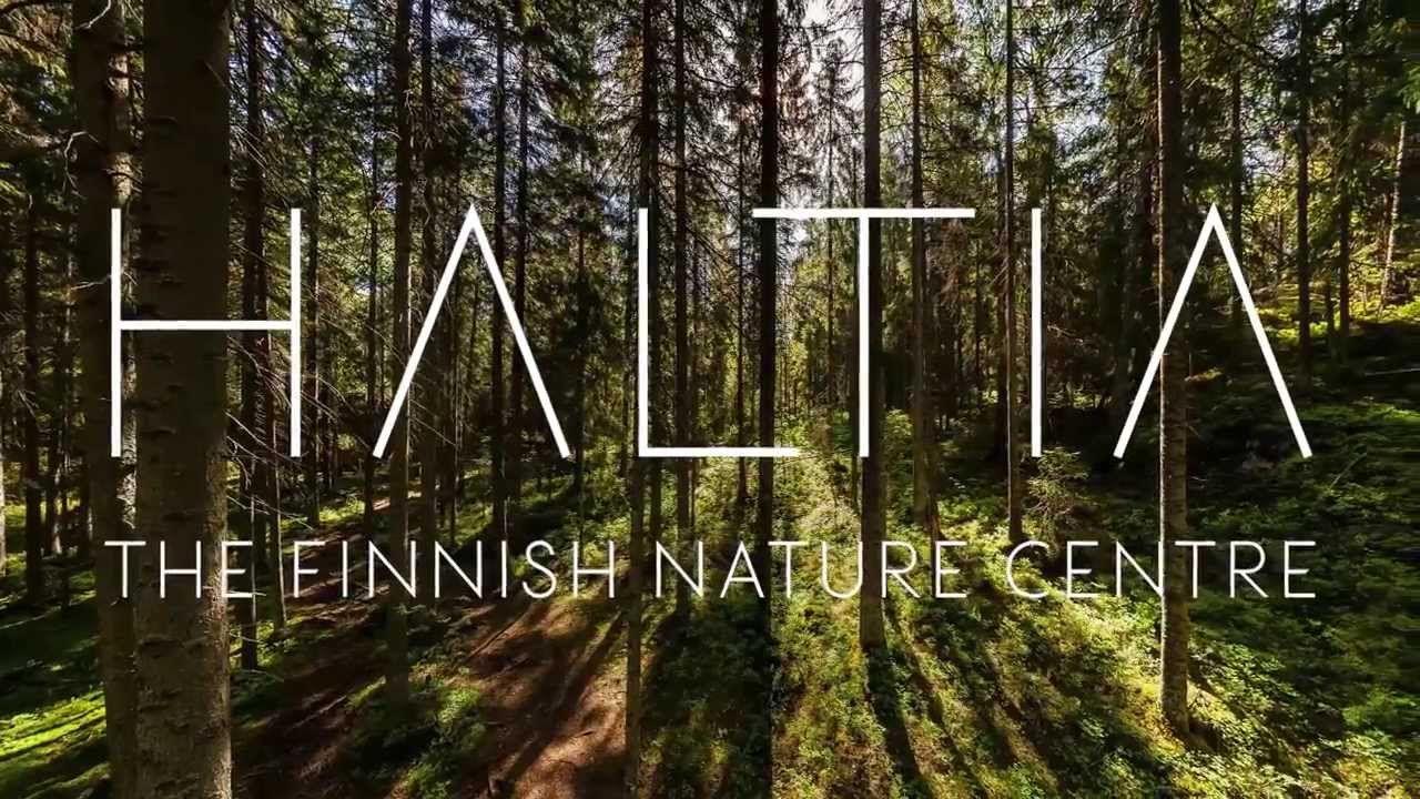 Suomen luontokeskus Haltia // The Finnish Nature Centre Haltia Espoo Finland