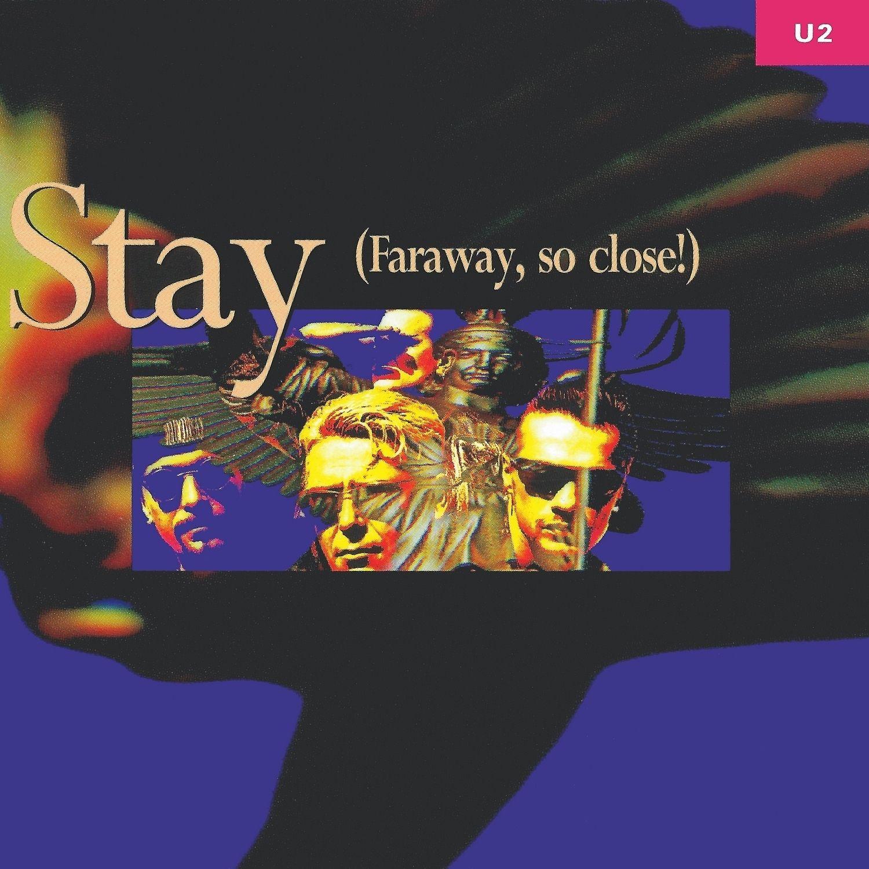 2018 Album A Day Bonus Single U2 Stay Faraway So Close Released Twenty Five Years Ago On November 22 1993 Rocksolidshow Rocksolidalbumada Musica [ 1500 x 1500 Pixel ]