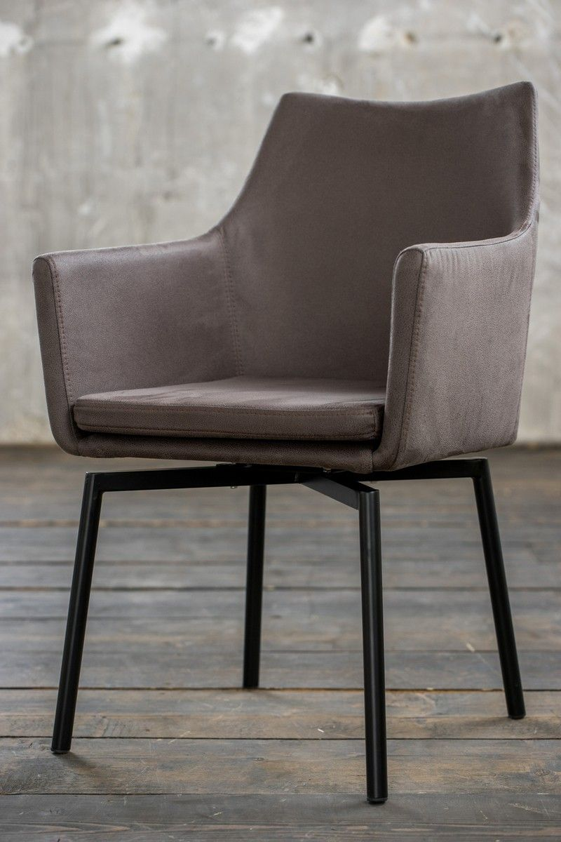 Stuhl Cali Sessel Microfaser Esszimmerstuhl Dunkelgrau Fusse Matt Schwarz Esszimmerstuhl Design Stuhle Esszimmer Stuhle
