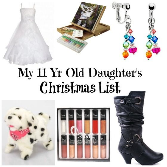 christmas gift ideas 11 year old girl