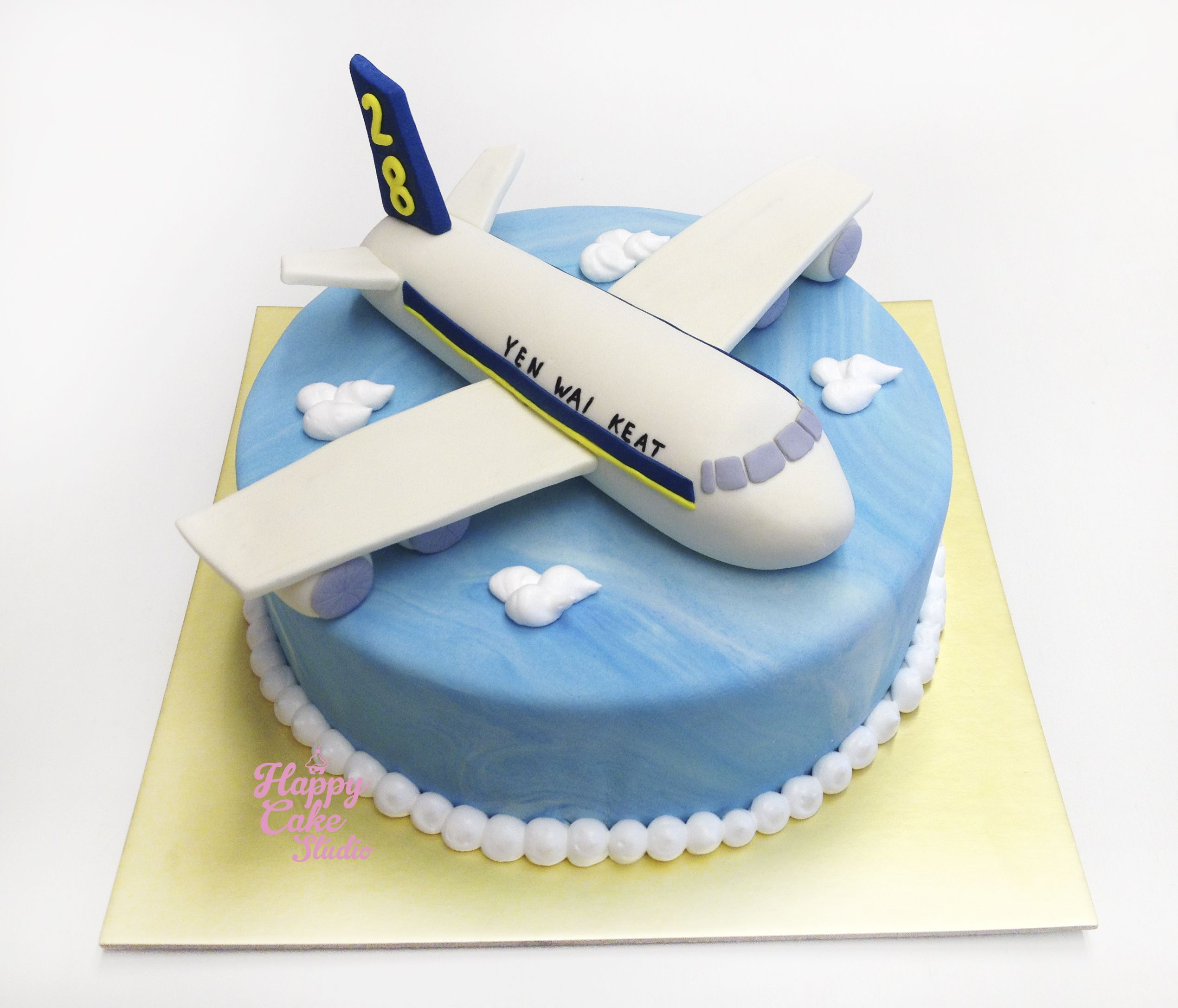 Airplane cake cake and birthday cakes for Airplane cake decoration
