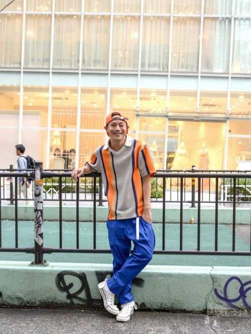 Tops - kolor Pants - N.HOOLYWOOD (kodona) Shoes -