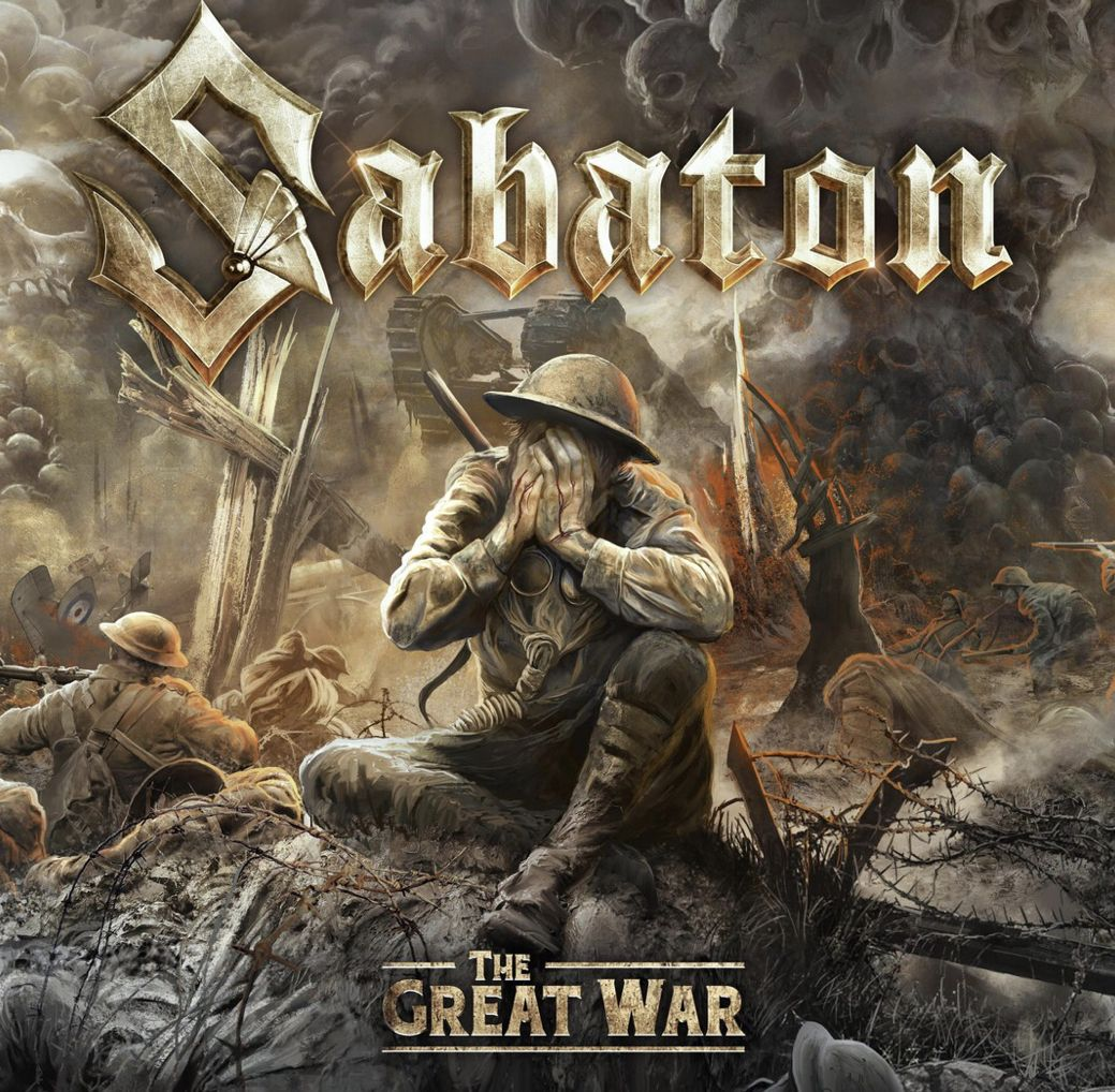 Fields Of Verdun Sabaton Power Metal Greatful