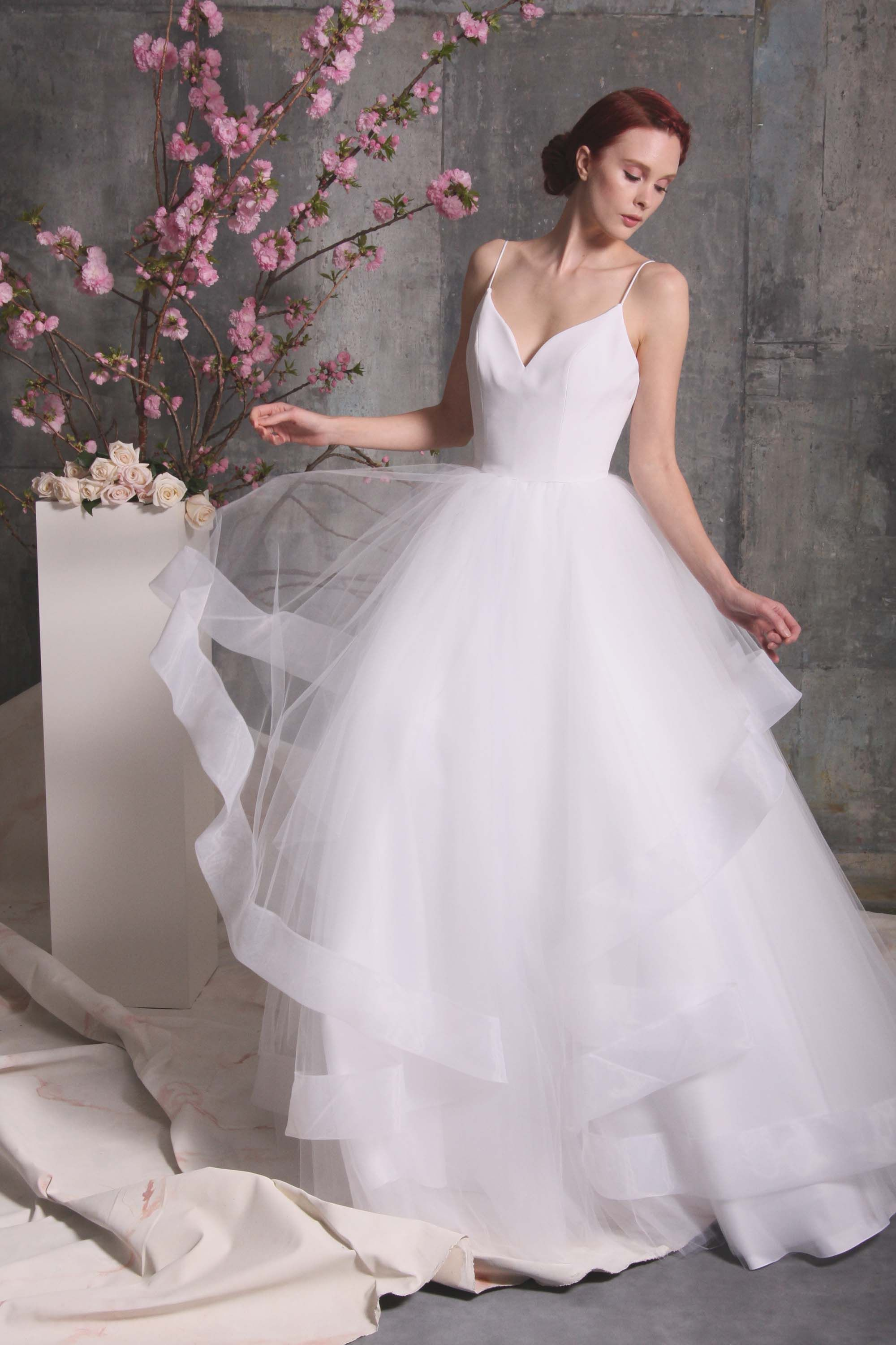 Best Of Bridal: The Most Beautiful Wedding Dresses Of Bridal ...