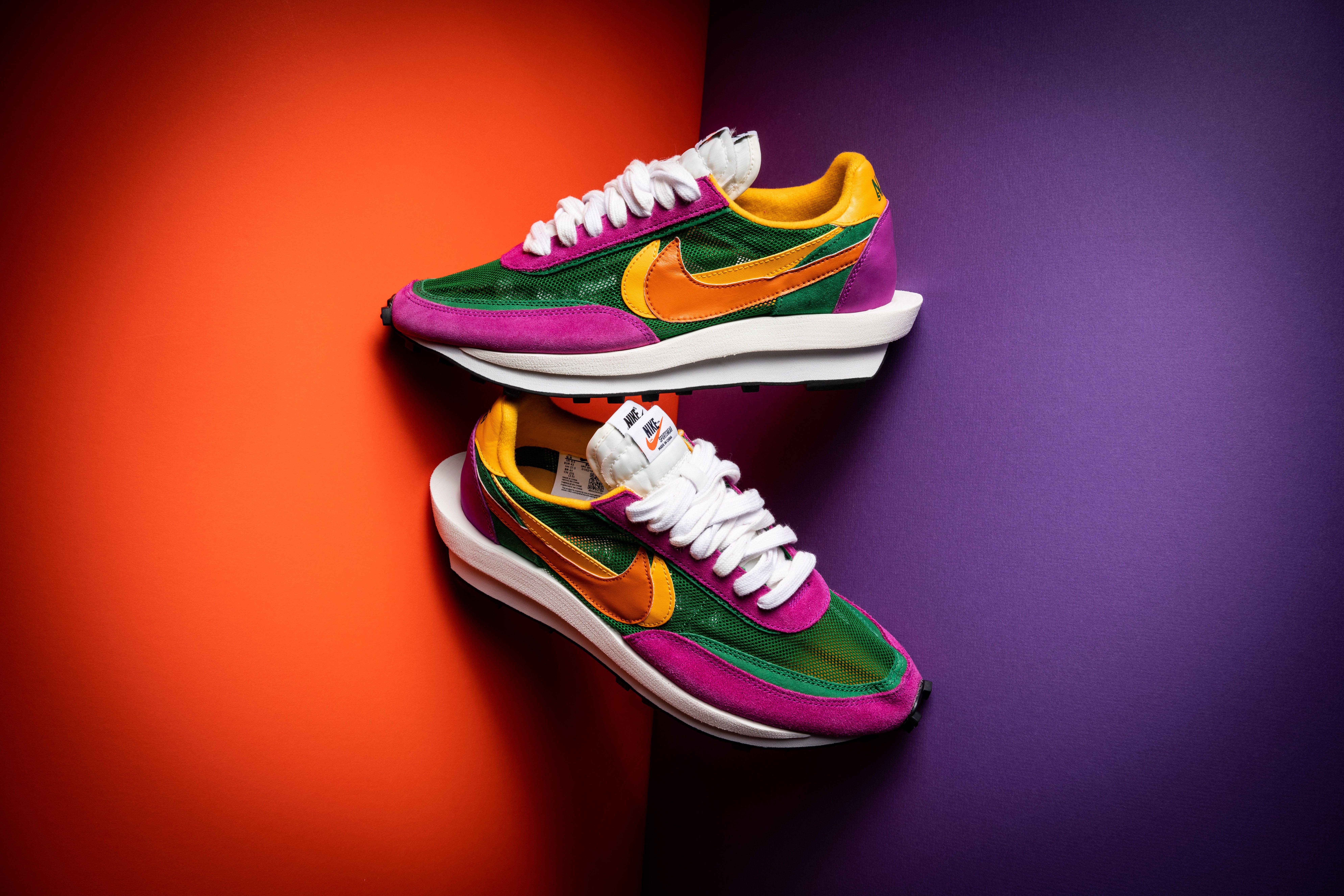 Nike Ldwaffle Sacai Pine Green Bv0073 301 2021 In 2021 Sneakers Nike Perfect Sneakers