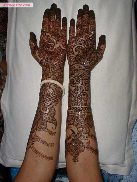 Indian Bridal Mehndi Design And Tips For Applying Making Cone