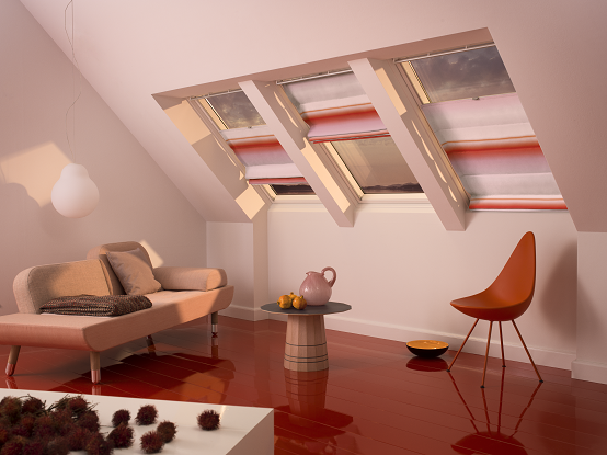 Is red your colour? Try this bold interior design idea and play with ...
