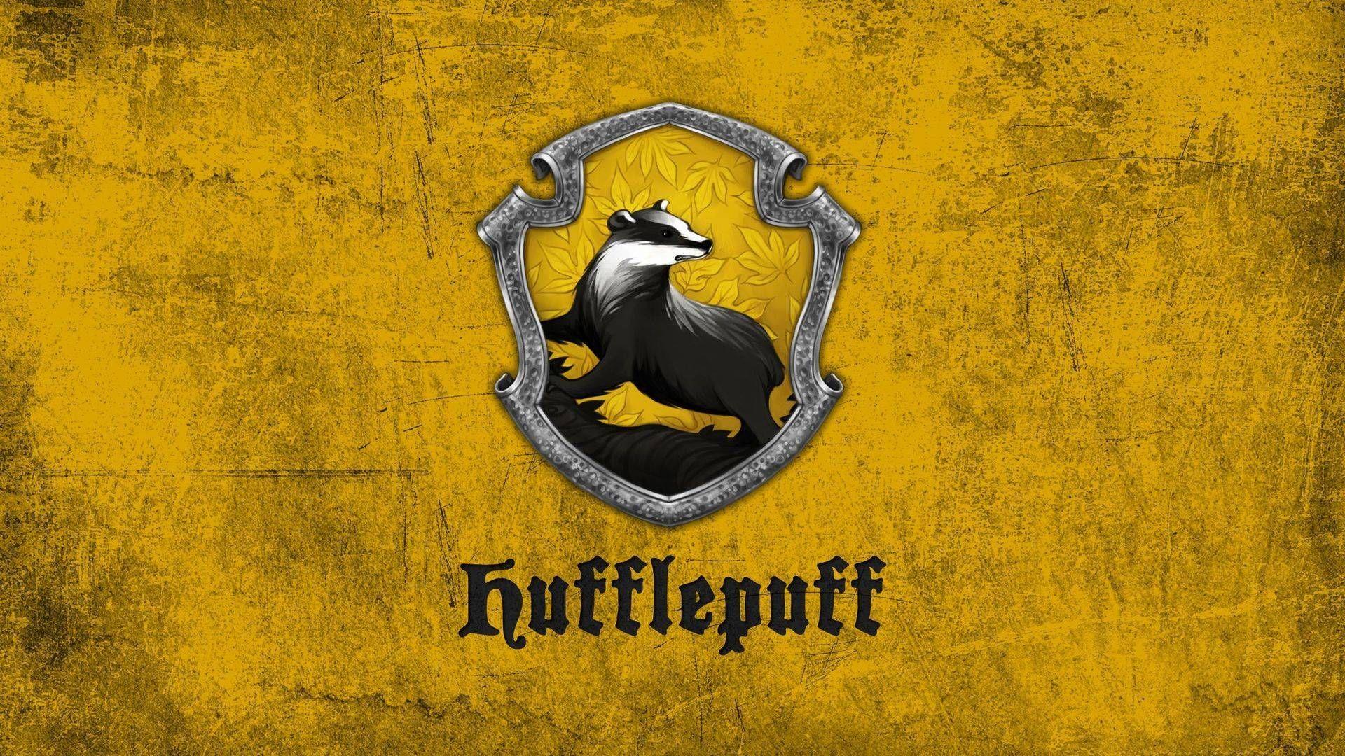 Harry Potter Hufflepuff Harry Potter Wallpaper Harry Potter