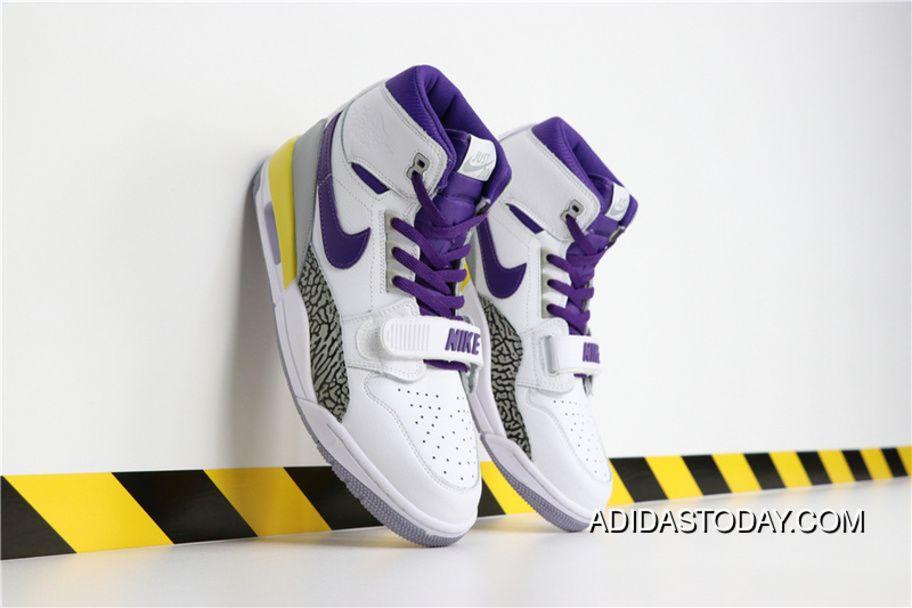 Air Jordan A Don C X Jordan Legacy 312 Lakers AV3922-157 NBA 40-46 Copuon 1e577ac8d