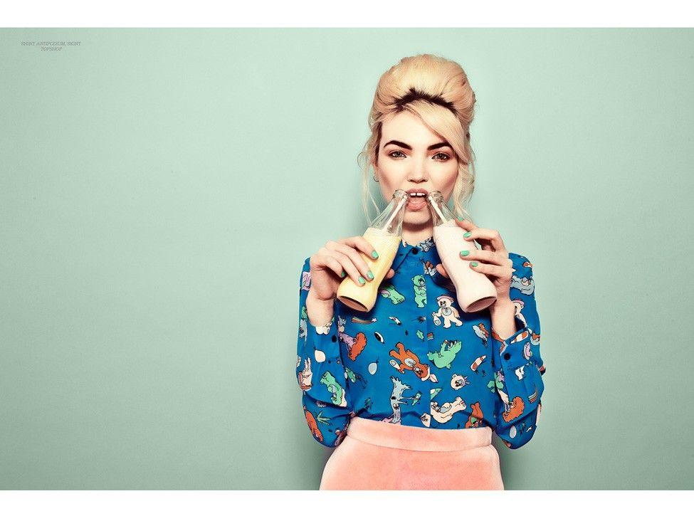 Pastel Fashion Photoshoot Pastel Editorial Fashion
