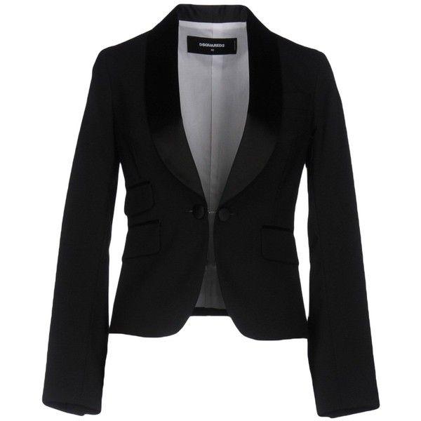 Dsquared2 multi pockets blazer - Negro farfetch el-negro Sin estampado sLsIXJye