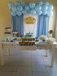 Resultado De Imagen Para Royal Prince Themed Baby Shower Wholesale