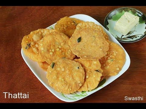 Thattai recipe video thattai murukku south indian snacks thattai recipe video thattai murukku south indian snacks recipes forumfinder