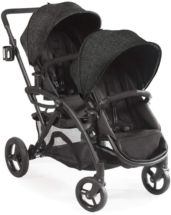 Contours Options Elite Tandem Stroller Baby Gear Twin