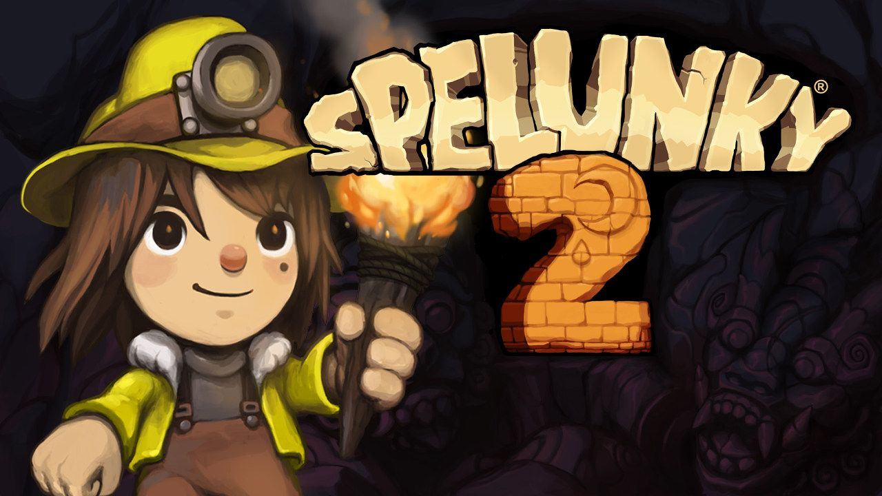 Spelunky 2 gets a Release Window and First Gameplay