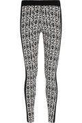 Jane jacquard knit leggings - DAGMAR