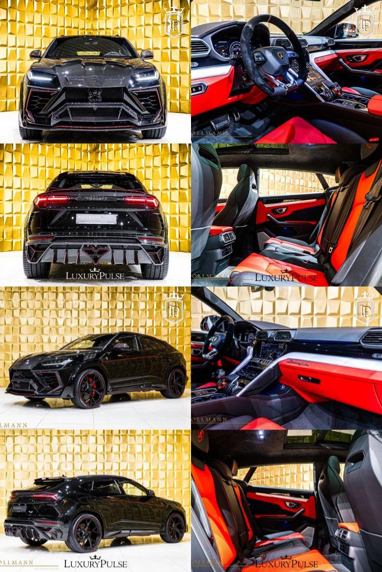 Lamborghini Urus By Mansory In 2020 Luxury Suv Ferrari 458 Speciale Mercedes Maybach