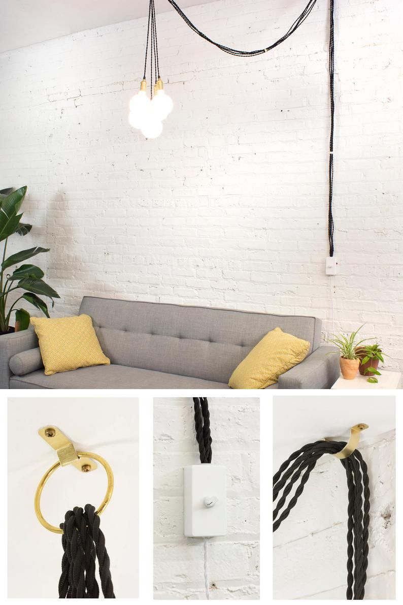 Plug In Pendant Lights Unique Chandelier Plug In Modern Hanging Pendant Lamp Industrial Lighting Unique Ceiling Fixture Antique Or Led Bulbs In 2020 Plug In Pendant Light Living Room Lighting Pendant