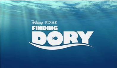 Finding Dory Is Coming!  Just Keep Swimming!  Just Keep Swimming!